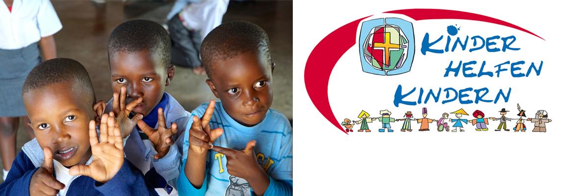 Kinder helfen Kindern
