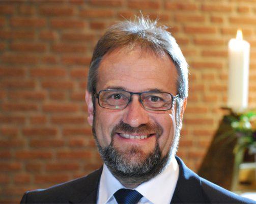 Harald Rückert ist der neue Bischof der EmK in Deutschland