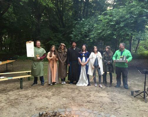 Jungschar Zeltlager 2017