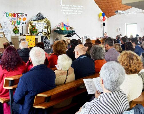 Aus einer schrumpfenden Gemeinde wächst wieder Leben