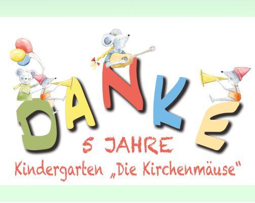"""Erntedank und 5-jähriges Jubiläum """"der Kirchenmäuse"""""""