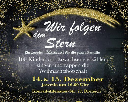 Wir folgen dem Stern – Musical für die ganze Familie