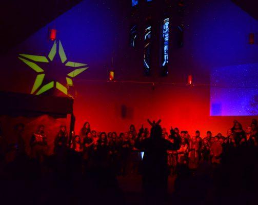 Weihnachtsmusical in evangelisch-methodistischer Kirche begeistert