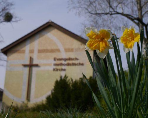 Christuskirche Darmstadt