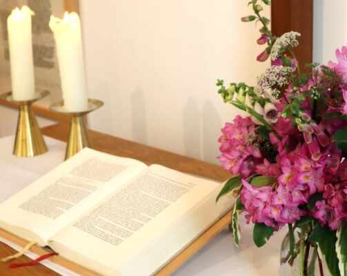 Gottesdienst vom 14.6.2020 mit Pastor Carl Hecker
